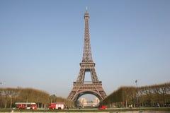 The Eiffel tower, Paris - 2. Eiffel tower in Paris, France,April 2007 Stock Photography