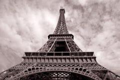 Eiffel Tower, Paris Stock Photo