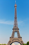 Eiffel Tower in Paris Royalty Free Stock Image