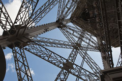 Eiffel Tower, Paris. Stock Photo