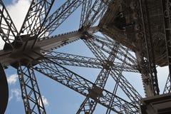 Eiffel Tower, Paris. Stock Photo