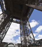 Eiffel Tower, Paris. Stock Photos