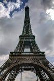 Eiffel tower in Paris Stock Photo