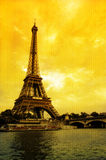 Eiffel tower, Paris Royalty Free Stock Photography