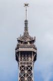 The Eiffel Tower Paris stock images