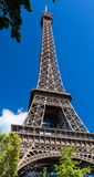 The Eiffel Tower Paris royalty free stock photography