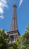 The Eiffel Tower Paris Royalty Free Stock Photos