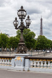 The Eiffel Tower Paris Stock Photography