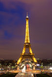 Eiffel tower, Paris Royalty Free Stock Photos