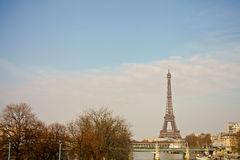 Eiffel Royalty Free Stock Image