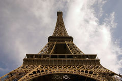Eiffel Tower - Paris. The Eiffel Tower in Paris Stock Image
