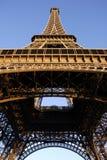 Eiffel tower of Paris Stock Image