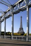 Eiffel Tower of Paris Royalty Free Stock Images