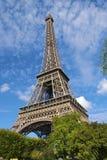 Eiffel tower-Paris. Eiffel tower in Paris, France stock image