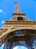 Eiffel Tower. The Eiffel Tower in Paris Royalty Free Stock Image