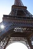 Eiffel Tower in Paris Royalty Free Stock Photo