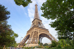 Eiffel Tower Paris Royalty Free Stock Photo