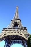 Eiffel tower in Paris Stock Photos