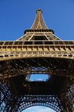 Eiffel tower in Paris Stock Images