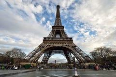 Eiffel Tower in Paris Royalty Free Stock Photos