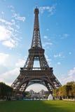 Eiffel Tower Paris France Stock Photo