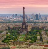 Eiffel Tower in Paris. France Royalty Free Stock Photo