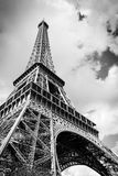 The Eiffel tower, Paris France. The Eiffel tower in Paris France Royalty Free Stock Photos