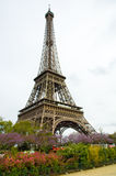 Eiffel Tower,Paris,France. Picturesque picture of Eiffel Tower Royalty Free Stock Photo
