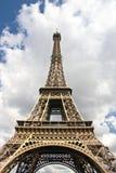 Eiffel tower,Paris ,France stock photo