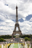 Eiffel tower,Paris ,France Stock Images