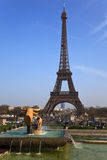 Eiffel Tower. Paris, France. Stock Images