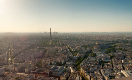 Eiffel Tower in Paris - France Stock Photos