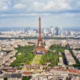 The Eiffel Tower, Paris - France Stock Photography