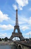 Eiffel Tower Paris France royalty free stock photo