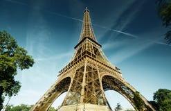 Eiffel Tower, Paris, France Stock Photos
