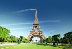 Eiffel tower, Paris. France. Royalty Free Stock Photo