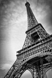 The Eiffel Tower in Paris royalty free stock photo