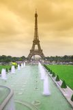 Eiffel Tower, Paris, Royalty Free Stock Image