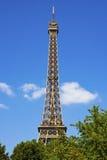 Eiffel Tower, Paris, France. The Eiffel Tower, Paris, France Royalty Free Stock Photography