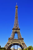 The Eiffel Tower in Paris, France Royalty Free Stock Image