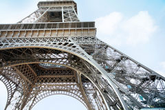 The Eiffel Tower, Paris Royalty Free Stock Image