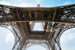 The Eiffel Tower, Paris Stock Photography