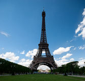 Eiffel Tower. The Eiffel Tower, Paris, France Stock Images