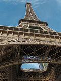 The Eiffel Tower, Paris, France.  Stock Photography