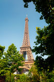 Eiffel Tower, Paris - France Royalty Free Stock Photo