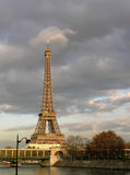 Eiffel Tower in Paris (France) Royalty Free Stock Image