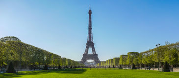 Eiffel tower, Paris. France. Royalty Free Stock Photos