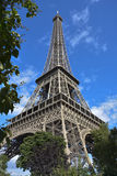 Eiffel Tower Paris France Royalty Free Stock Images