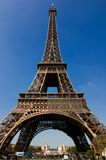 Eiffel tower, Paris France Royalty Free Stock Images