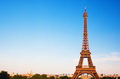 Eiffel Tower, Paris, France Stock Photos